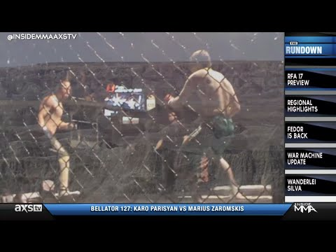 Inside South Dakota's Long Road To Legalizing MMA