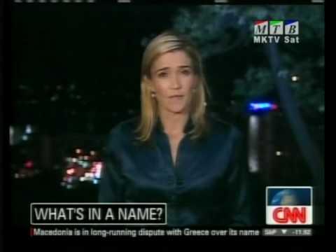 CNN - Macedonia's identity crisis ???