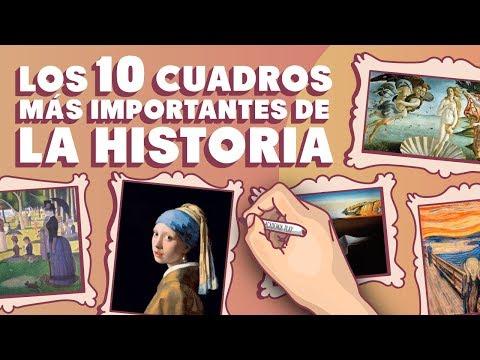Los 10 Cuadros Más Importantes De La Historia