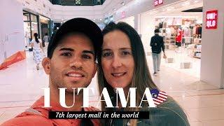 Checking The 7th Largest Mall In The World | 1 Utama Shopping Centre - Kuala Lumpur Malaysia🇲🇾