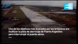 Aviadores en Malvinas-Mirage/ Super Etendart/A 4 Skywauk/IA 58 D Pucara/Hercules TC 70