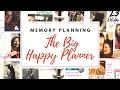 Memory Keeping-Big Happy Planner