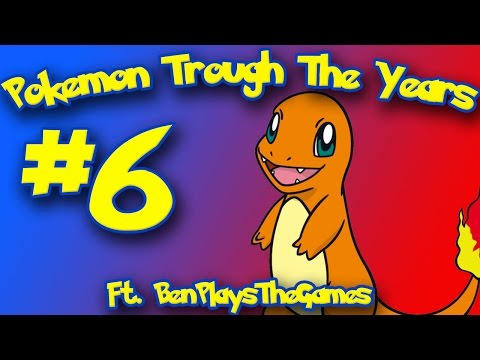 Pokemon Trough The Years #6 But I DO Want To Join