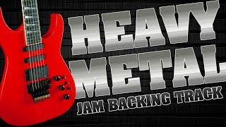 Heavy Metal Jam Backing Track 150BPM