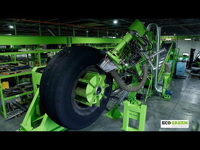 Eco Razor 63 | Sneak Peek | Eco Green Equipment | Feb 2020