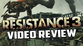 Resistance 3 Playstation 3 Game Review
