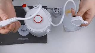 샤오미 디어마 휴대용 접이식 여행용 전기포트 커피포트