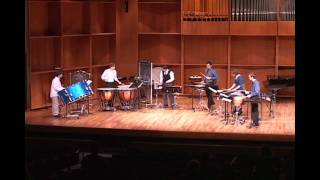 Toccata (Mvt. 3) - Carlos Chávez  [ Ensemble 64.8 ]