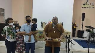 Família Ebenézer: Culto de Oração - 26/01/2021