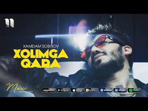 Xamdam Sobirov - Holimga qara (audio 2021)