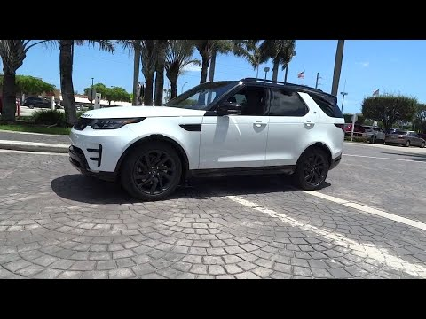 2017 Land Rover Discovery Miami, Aventura, Fort Lauderdale, Broward, Miami Beach, FL NHA026634
