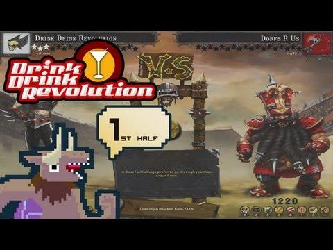 BloodBowl: CE - Drink Drink Revolution - Match 5 First Half v. Ch.orf