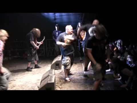 LOCK UP Live At OEF 2011