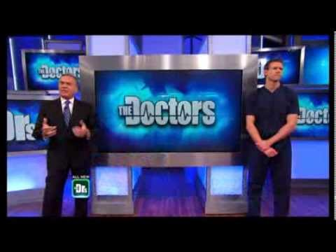 Dr. Kevin Sadati on The Doctor Show 2013