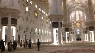 Мечеть шейха Зайда в Абу-Даби. Внутри. 1.(, 2015-05-20T19:49:11.000Z)