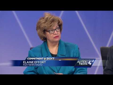 WTAE hosts live mayoral debate