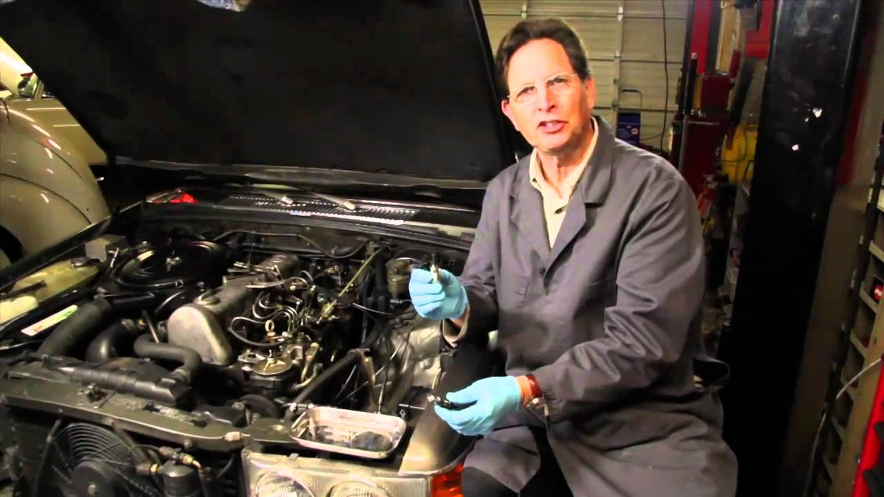 Diesel Engine Working >> Why Won't My Mercedes Benz Diesel Start? - Part 2 by Kent Bergsma - YouTube