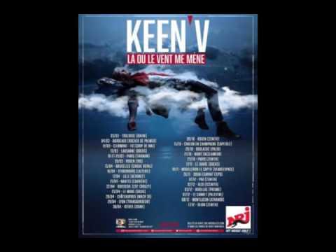 Keen'V La Où Le Vent Me Mène Édition Collector Album
