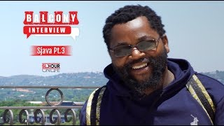 Sjava Speaks On Emtee, Being A Musician & More In His Balcony Interview