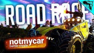 CAR BATTLE ROYALE?! - notmycar Gameplay