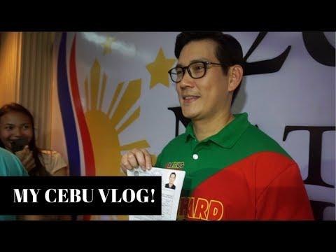 Vlog # 4: MY CEBU VLOG! | RICHARD YAP