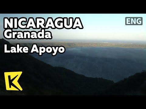 【k】nicaragua-travel-granada[니카라과-여행-그라나다]화산폭발-분화구,-아포요-호수/lake-apoyo/crater/observatory
