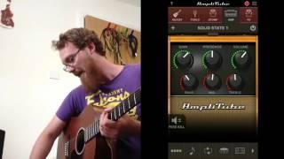Amplitube Acoustic Free App Review