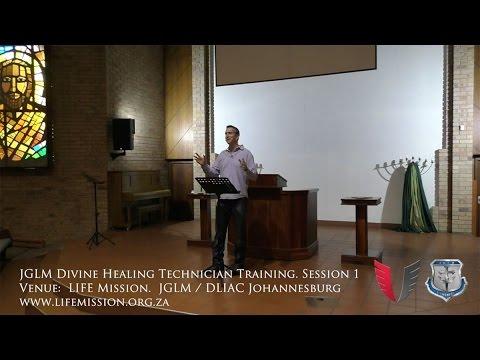 Divine Healing Technician Training Manual Pdf