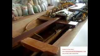 Pp Pe Plastic Wood Composites  Wpc Decking Making Machines Line