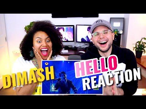 Dimash Kudaibergen - Hello | Episode 14 | Singer 2018 | REACTION
