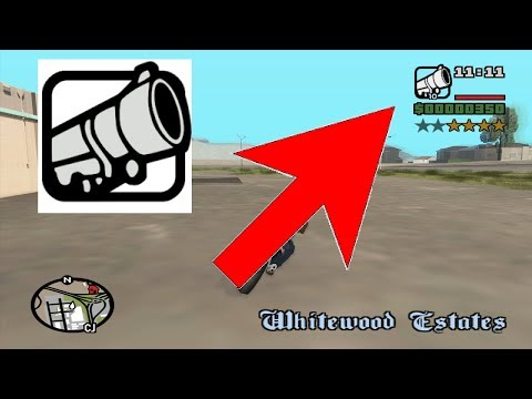 GTA San Andreas - Heat Seeking Rocket Launcher In Less Than 7 Minutes