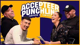Hoe noem je Ali B zonder succesvolle theatershow? - Accepteer de Punchline met Soundos & Andy