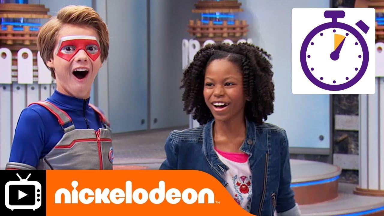 Henry Danger | Chenry, for 3 Minutes Straight! | Nickelodeon UK