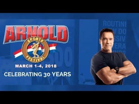 2018 Arnold Ohio Open Preview