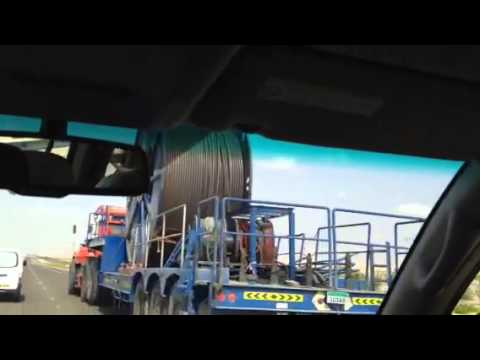 Cable transport Abu Dhabi