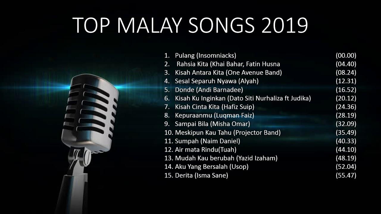 top hit malay song 2019