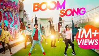 bongo boom theme song feat youtubers of bangladesh