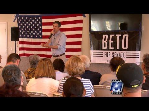 Ted Cruz-Beto O'Rourke debate: Time, TV Channel, watch online