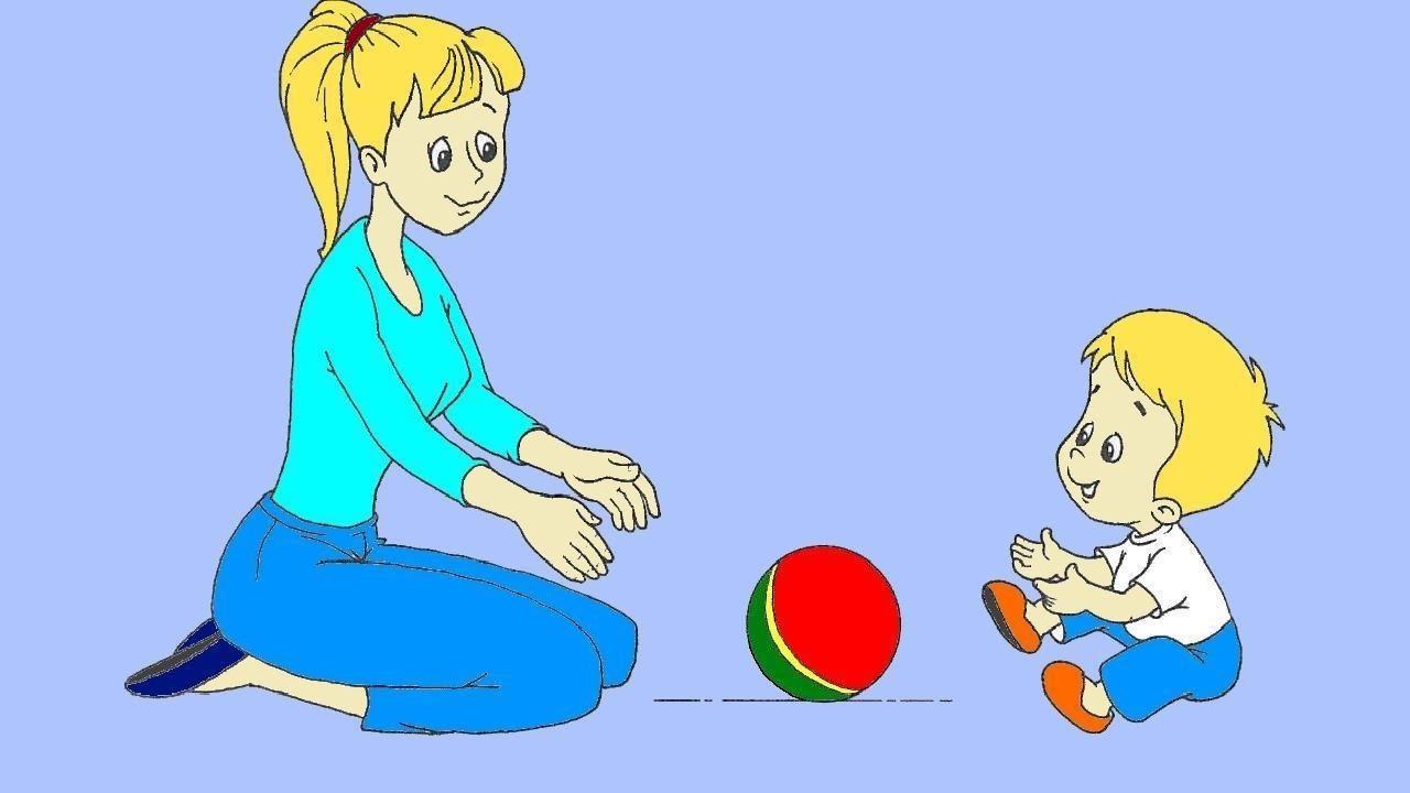 игры знакомств для маленьких детей