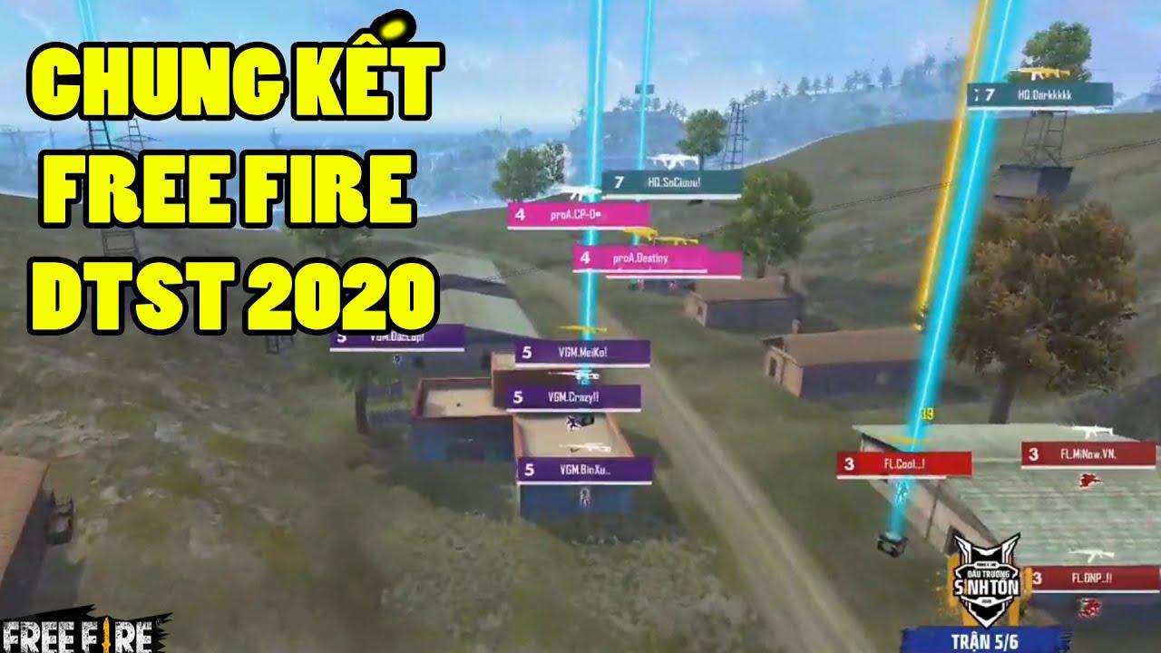 CHUNG KẾT QUỐC GIA - ĐẤU TRƯỜNG SINH TỒN MÙA HÈ 2020 | Garena Free Fire