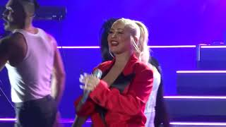 Christina Aguilera Ain T No Other Man LIVE In L A 2018 10 26
