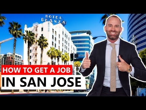 How To Get A Job In San Jose