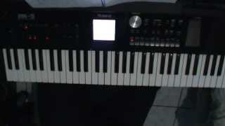 Piano Ancient of days Ron kenoly Tutorial (anciano de Dias)