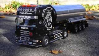 RC Scania 164L 580 V8 Topline 1:18