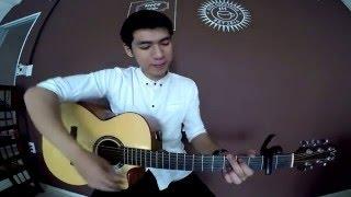 Như Phút Ban Đầu ( Tiến Việt ) - Guitar cover - Phước Hạnh Nguyễn