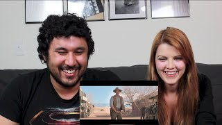 RED BAND TRAILER #2 - A MILLION WAYS TO DIE IN THE WEST REACTION!!!