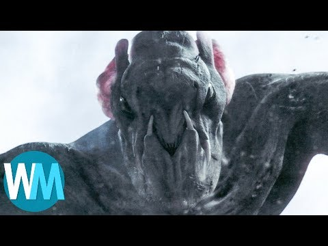 Top 10 Underrated Giant Monster Movies
