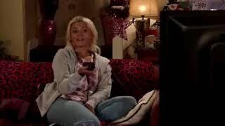 DVD night for Bethany and Craig Coronation Street