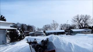 Surviving Winter in Winnipeg, Manitoba