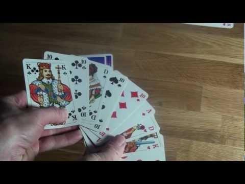 Regeln Für Preference - Kartenspiel